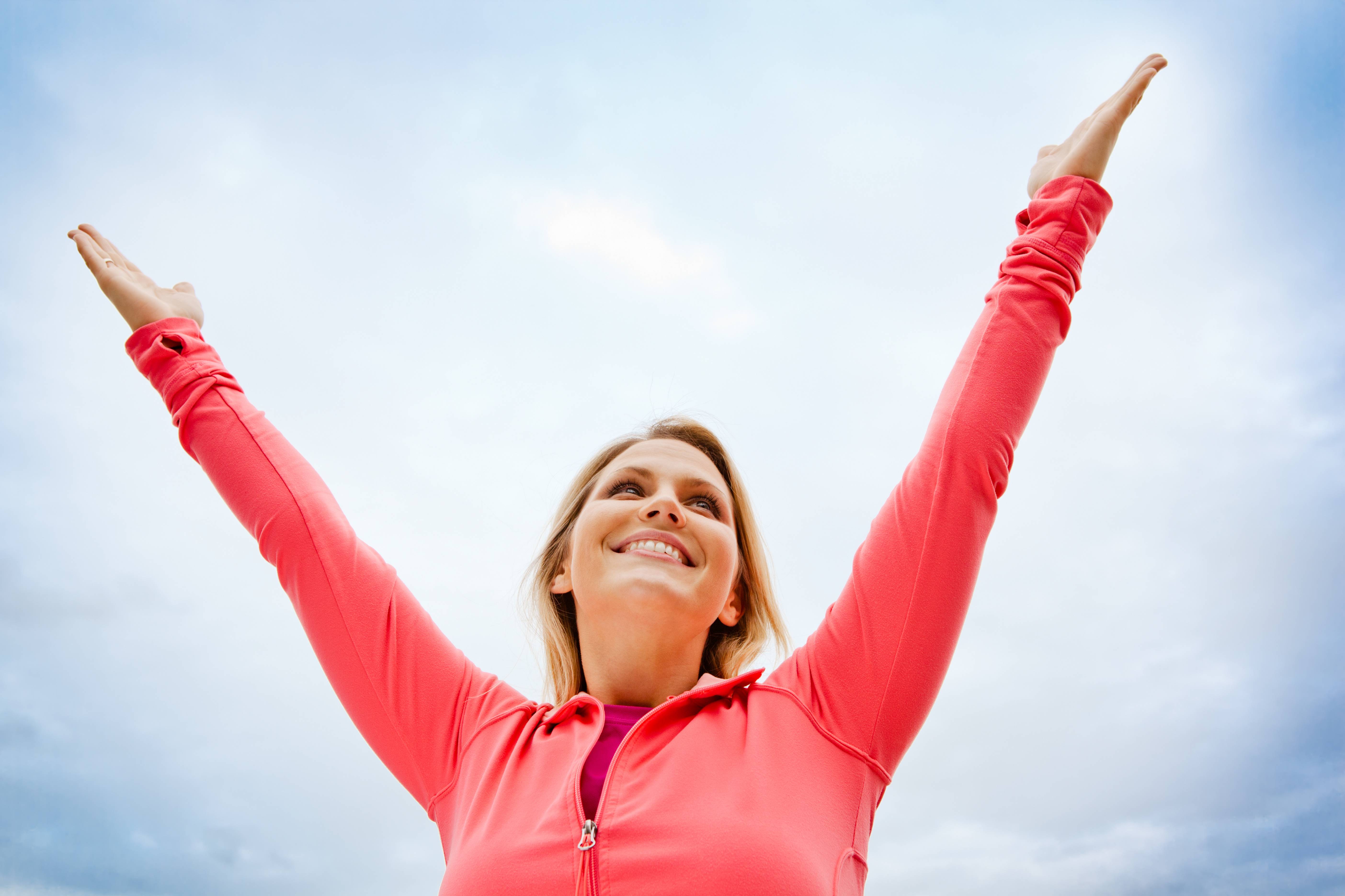 Energy Medicine - Energised Woman - 10 Minute Wellness